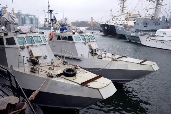 В РФ объяснили механизм возврата захваченных украинских кораблей