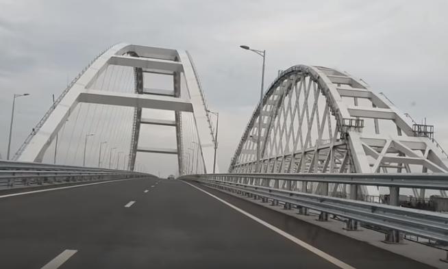 Журналисты узнали, что на Крымском мосту возникла новая проблема