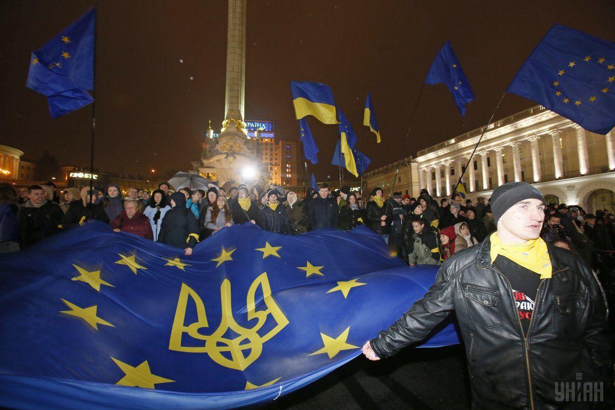 Кадры с Майдана в Киеве вставили в малобюджетку про апокалипсис