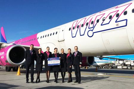 Wizz Air возобновит работу украинской «дочки»