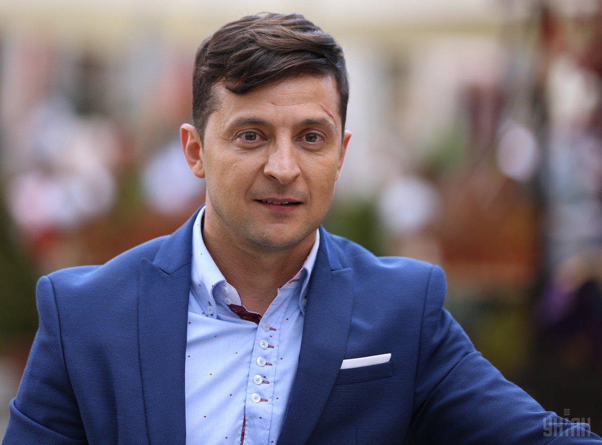 Зеленский остается лидером президентского рейтинга – опрос