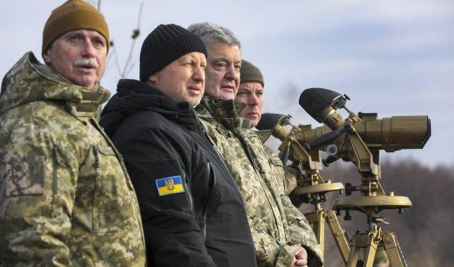 Петр Порошенко и Александр Турчинов