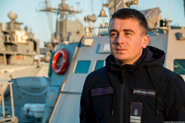 Богдан Небылица, старший лейтенант, 1994 г.р., Сумская область, МБАК