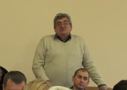 Михаил Голубев был чиновником в