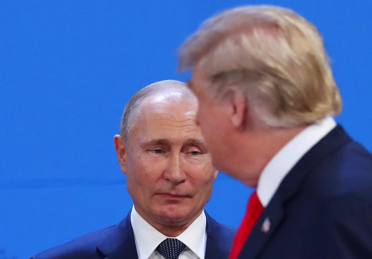 Трамп може опинитися у такому ж становищі, як Путін, вважає астролог – Гороскоп Трампа