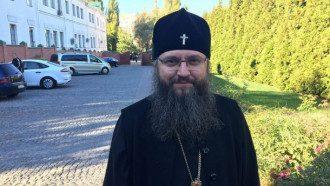 Председатель Синодального информационно-просветительского отдела УПЦ МП архиепископ Климент