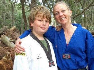 Убийца и его мать-жертва / Facebook