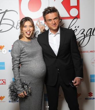 Тодоренко и Топалов станут родителями в ближайшие дни / Фото: Instagram/okmagazine_ru