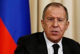 Отношения Украины и России могут улучшиться при одном условии, сообщил Сергей Лавров