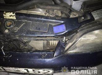 Авто после ДТП / Национальная полиция