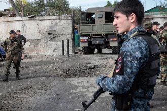 Чеченская полиция / informator.news