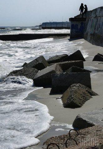 Одесса,пляж