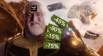 В рамках данной акций пользователей сервиса Steam ждут различные игры по заметно сниженным ценам / Фото: открытые источники