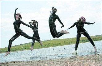 Лечебная грязь в Саках утрачивает свои полезные свойства из-за бесхозяйственности / Фото: УНИАН