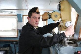 Роман Мокряк, лейтенант, 1986 г.р. Кировоградская область, МБАК