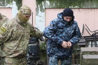 Украинский моряк