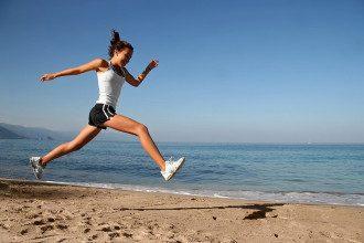Занятие спортом. Иллюстративное фото / pr.ua