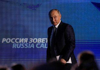 Путін став головним розповсюджувачем коронавіруса в РФ / Reuters