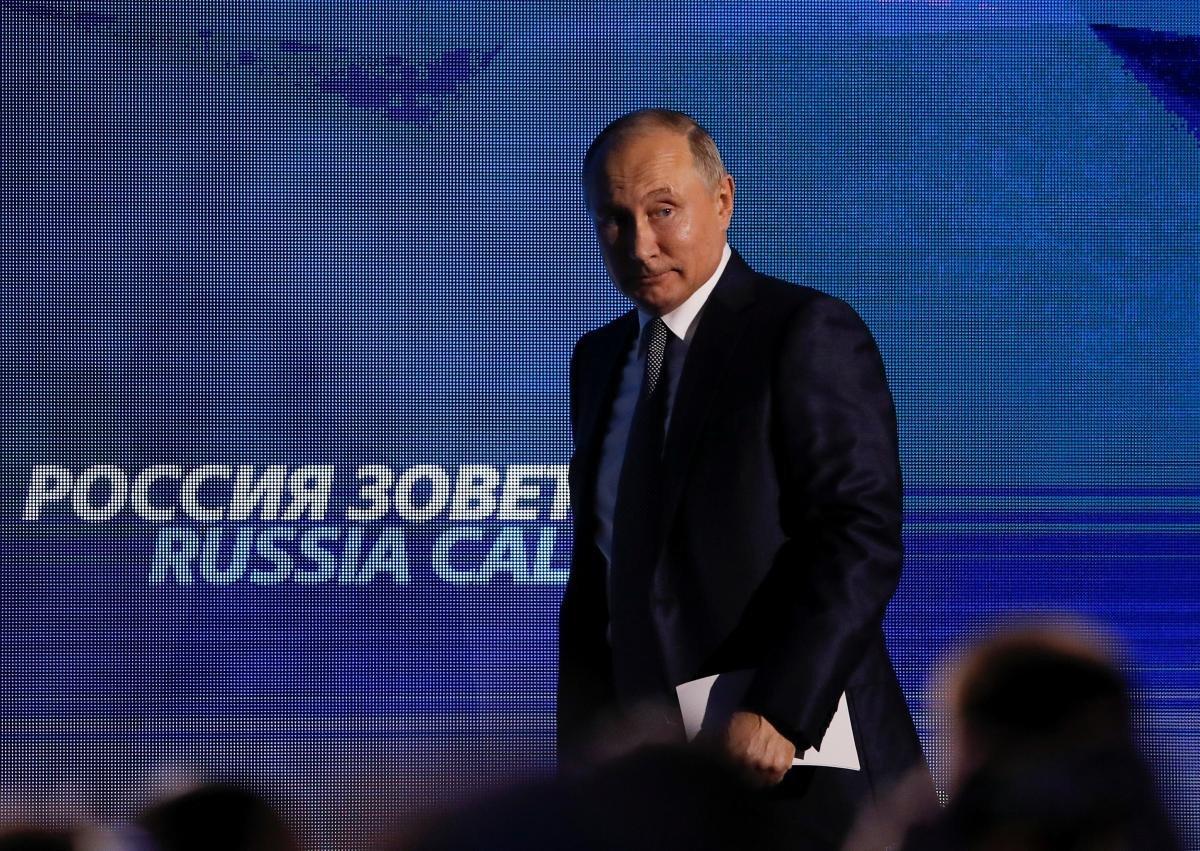 Политолог высмеял заявление о властях Украины, которое Владимир Путин сделал на форуме
