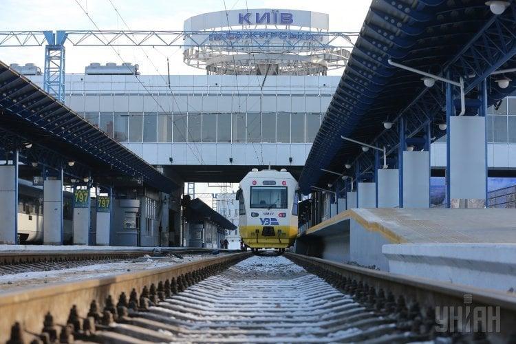 Kyiv Boryspil Express сломался на следующий день после запуска