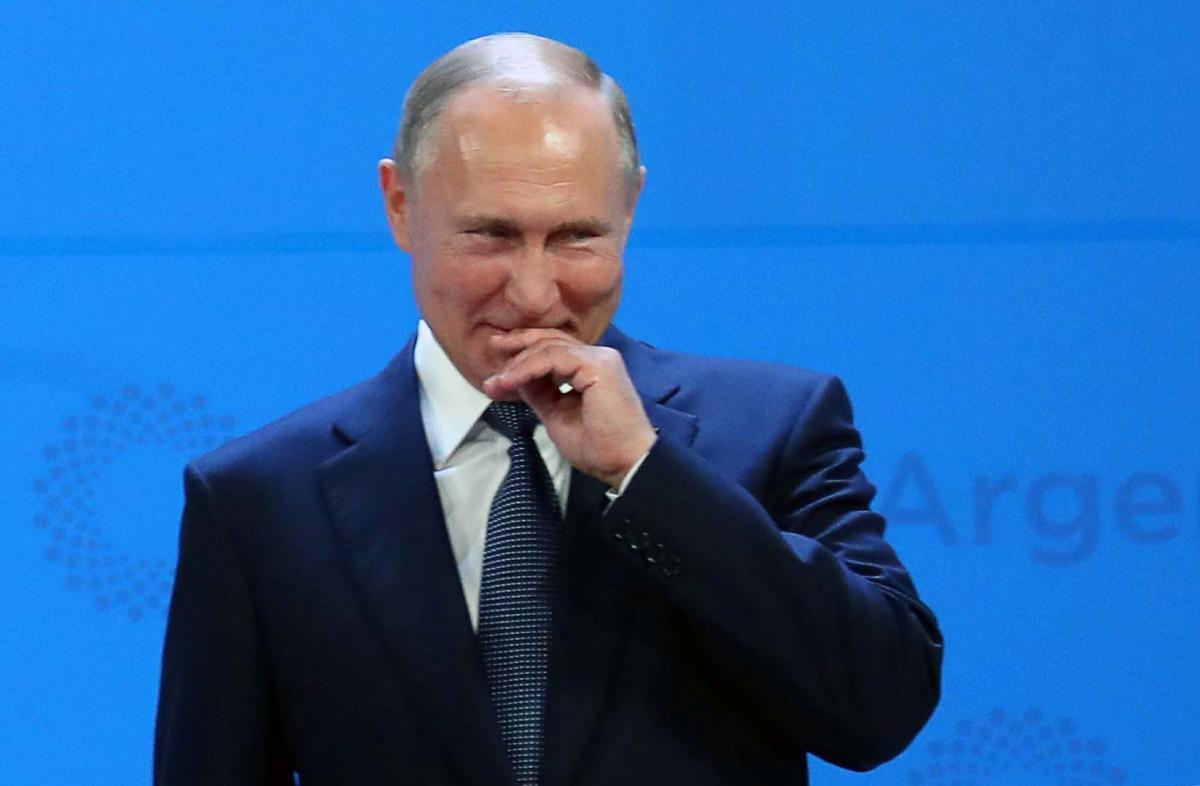 Эксперт полагает, что Владимир Путин может отпустить захваченных украинских моряков перед выборами в Украине