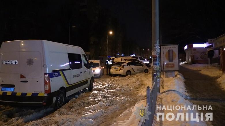 В Киеве псих убил мать и еще одну женщину, считают правоохранители
