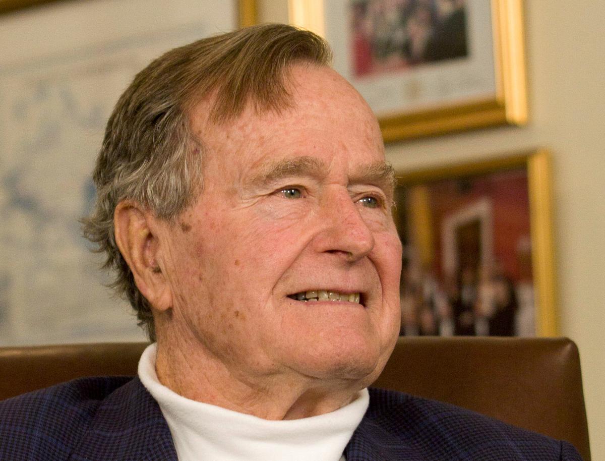 Джорджа Буша-старшего похоронят в семейном склепе на территории кампуса