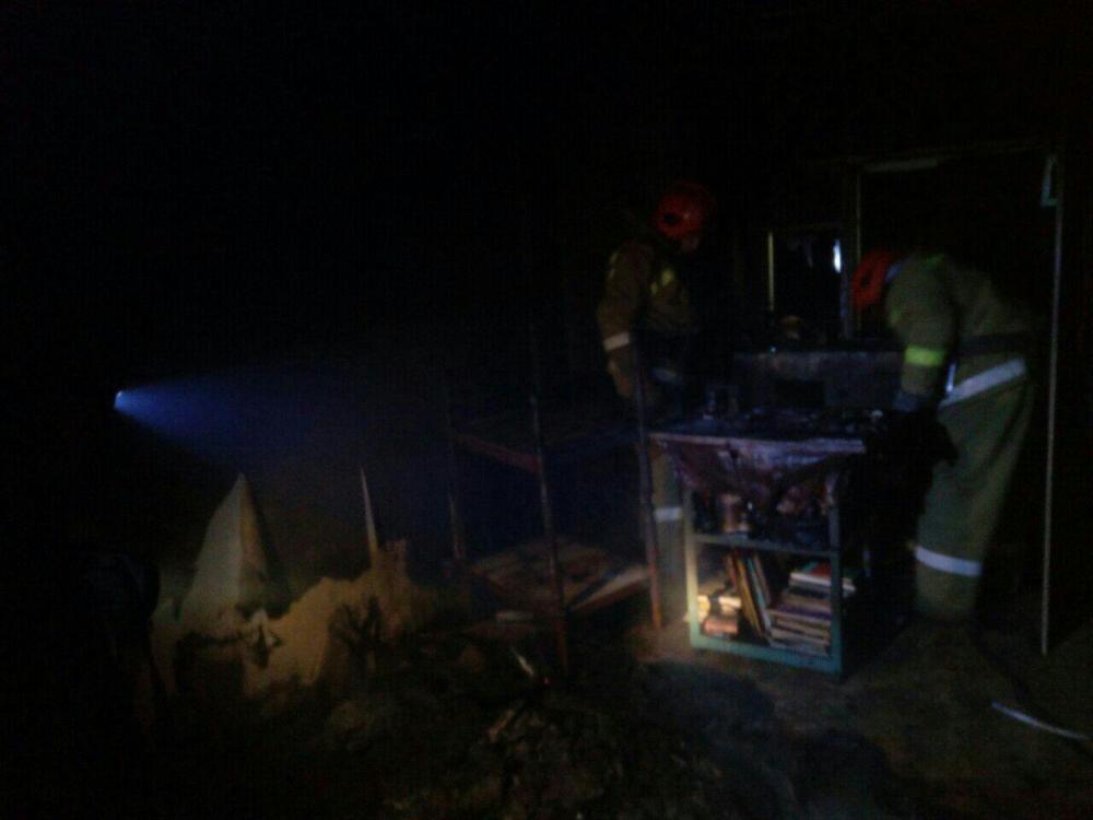 На Одесчине произошел пожар, найдены мертвыми молодая женщина и ее маленький сын