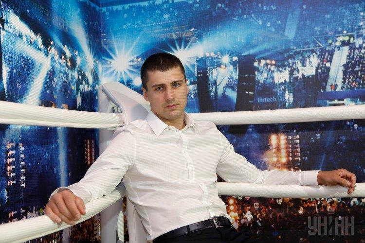 Александр Гвоздик снова выйдет на ринг 30 марта