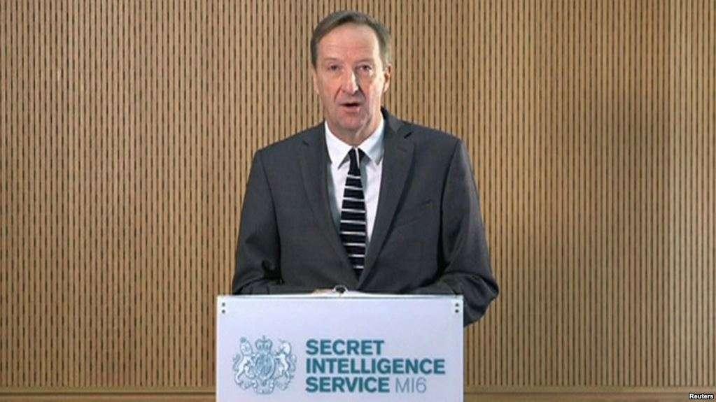Алекс Янгер - один из самых непубличных людей в британском правительстве