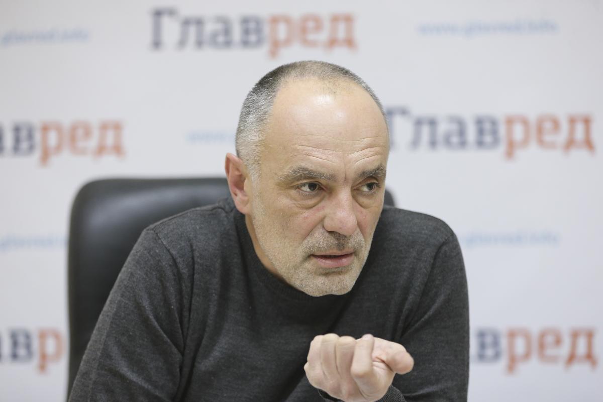 Юрий Касьянов