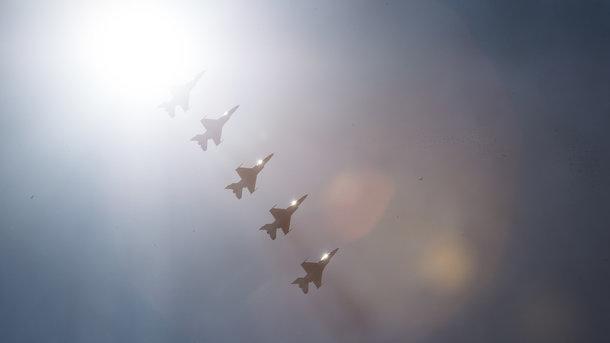 Авиация США прошла над Украиной в рамках Договора