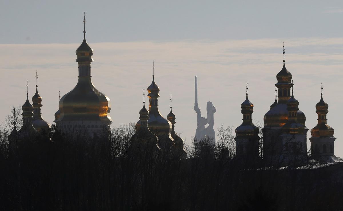Синоптики предупредили, что в Киеве в понедельник возможна непогода