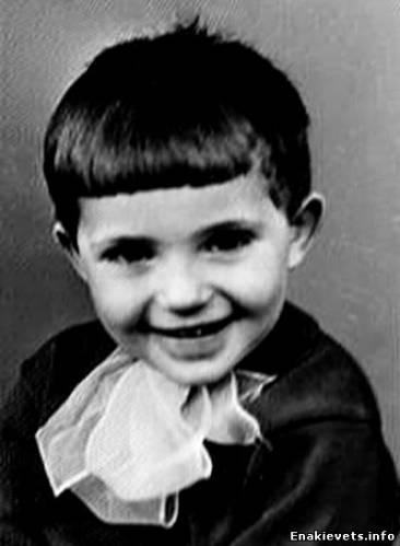 Старые фотографии Виктора Януковича