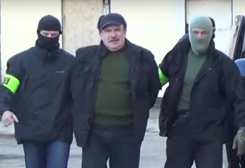 Леонида Пархоменко обвинили в шпионаже