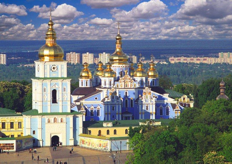 Михайловский Златоверхий монастырь, ПЦУ