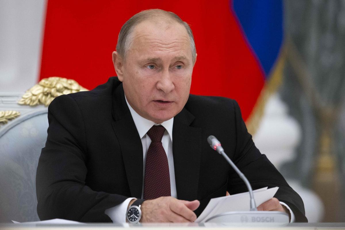 Возврат Крыма — Украине вернут часть Донбасса после смерти Владимира Путина, полагает эксперт