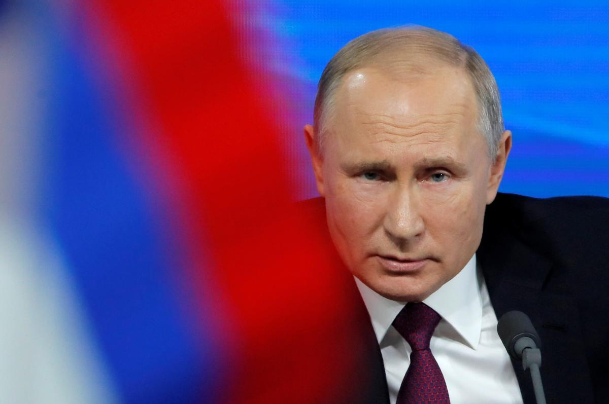По Владимиру Путину