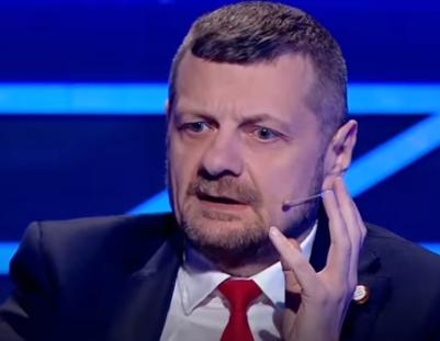 Олег Ляшко - Игорь Мосийчук проехался по объединению Олега Ляшко с Виталием Кличко