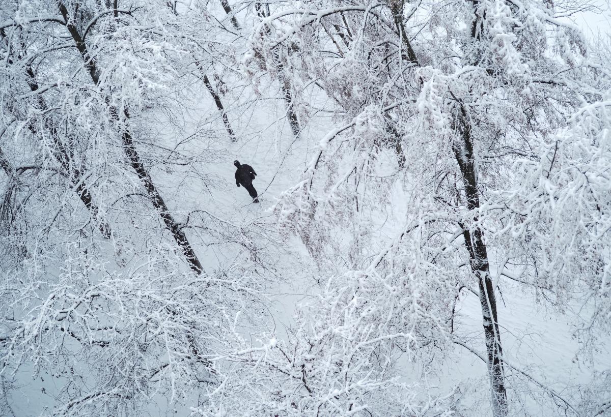 Синоптики спрогнозировали, что в воскресенье в ряде областей Украины будет непогода