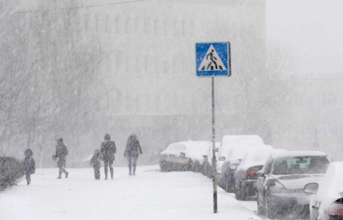 Синоптик спрогнозировала, что по Украине
