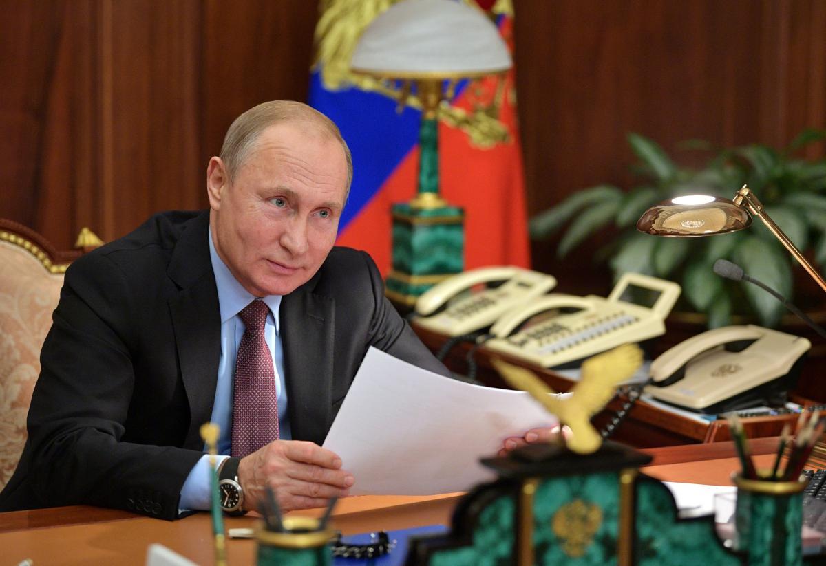 Астролог полагает, что покровитель Владимира Путина — сатана