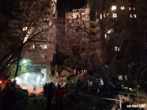В РФ обрушился подъезд многоэтажки, найдены тела трех погибших