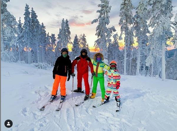 Бабкины в Лапландии