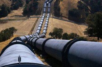 Закарпатье, нефтепровод