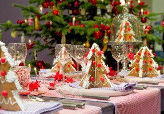 Новый год_Рождество_стол_еда