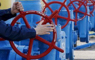 Газовый вентиль. / Корреспондент.net