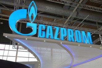 """логотип """"Газпрома"""" / """"Сравни"""""""