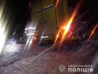 После смертельной аварии на Львовщине задержан водитель международного автобуса
