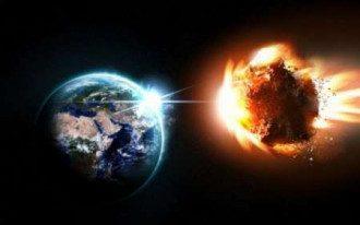 Астероїд, комета